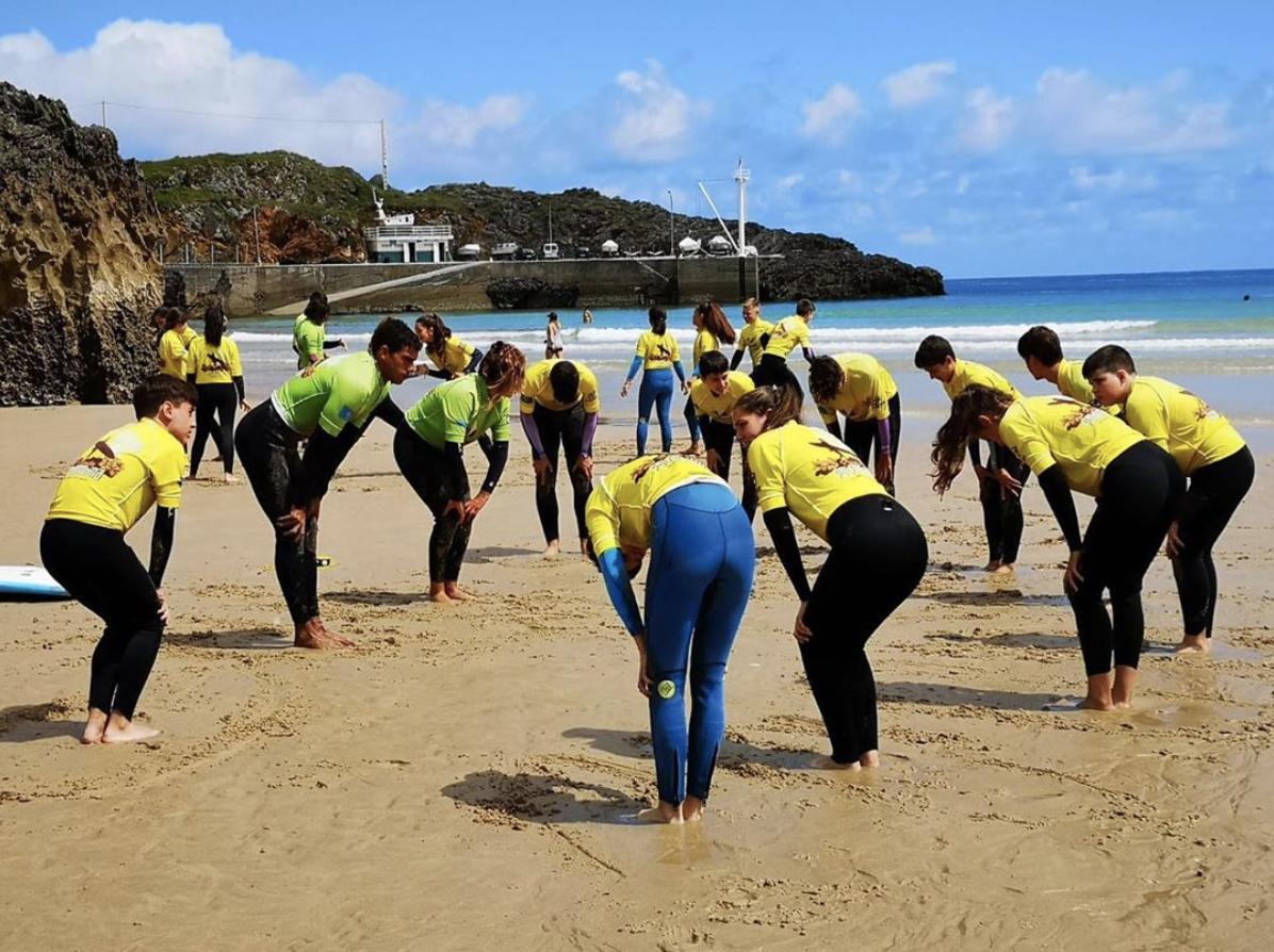 surfcamp loredo deporcantabria