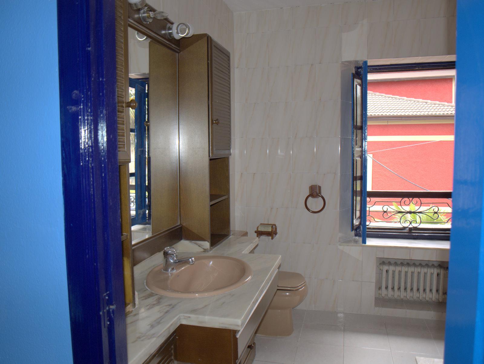 baño habitacion albergue